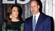 Britain's Prince William and his wife Catherine, Duchess of Cambridge, arrive for a reception at the Guinness Storehouse in Dublin, Ireland, March 3, 2020. REUTERS/Phil Noble