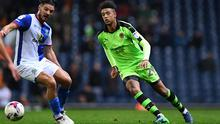 BLACKBURN, ENGLAND - OCTOBER 29: Cameron Borthwick-Jackson of Wolverhampton Wanderers during the Sky Bet Championship match between Blackburn Rovers and Wolverhampton Wanderers at Ewood Park on October 29, 2016 in Blackburn, England. (Photo by Sam Bagnall - AMA/Getty Images)