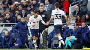 Each Premier League team will be allowed five substitutions when play resumes