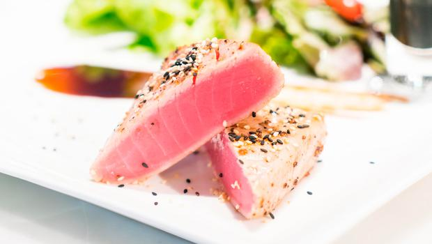 Heavenly: Tuna fish