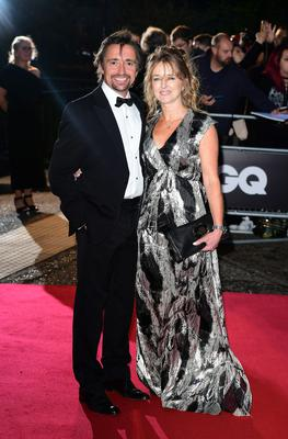 Richard Hammond says he has become more cautious since starting a family with his wife Mindy (Ian West/PA)