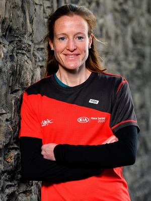 Fionnuala McCormack says Russia have 'been made scapegoats'. Photo: Sportsfile