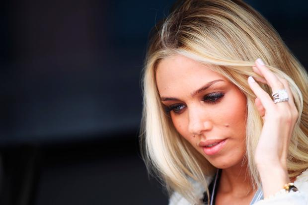 Petra Ecclestone is seen in the paddock before the start of the Monaco Formula One Grand Prix at the Circuit de Monaco on May 27, 2012 in Monte Carlo, Monaco. (Photo by Mark Thompson/Getty Images)