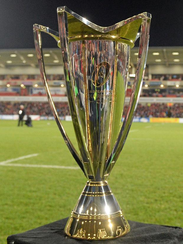 The Champions Cup still waits for a multi-sponsor deal but as long as the television money is there everyting will be dandy.
