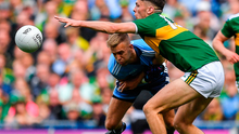 A task to grapple with: Jim Gavin must decide whether to deploy Jonny Cooper on David Clifford again after the Dublin defender's red card in the draw. Photo: Sportsfile