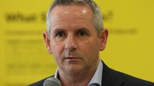 Massive orders have been placed for Covid-19 testing equipment and protective gear for staff, Ireland's top health service official Paul Reid said (Brian Lawless/PA).
