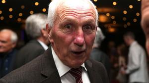 Former Ireland international Theo Foley, who has passed away, aged 83. (Photo by Pete Norton/Getty Images)