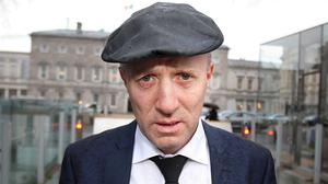 TD Michael Healy-Rae. Photo: Tom Burke