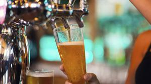 I am serious when I say the World Health Organisation should factor in fun, music and companionship when it compiles its data on the dangers of drink... The secret is to drink enough, but not too much. Stock picture