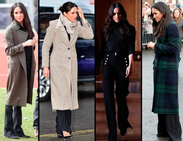 There\u0027s a reason why Meghan Markle has adopted a much more