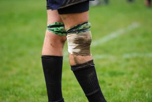 Each year in Ireland, 8pc of young rugby players give up the sport because of injury.