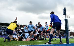 Neil Francis thinks a change to the state funding that goes to fee-paying schools could impact Irish rugby's player pipeline. Photo by Ramsey Cardy/Sportsfile