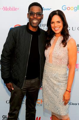 Comedian Chris Rock and Journalist Soledad O'Brien attend the 2015 Global Citizen Festival to end extreme poverty by 2030 in Central Park on September 26, 2015 in New York City.  (Photo by Craig Barritt/Getty Images for Global Citizen)