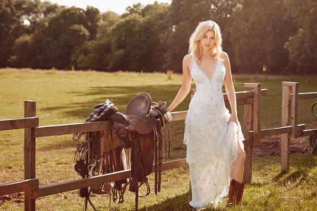 Harmonica by Jenny Packham is one of the designer dresses which will be available at discount at Sharon Hoey's one-day sample sale