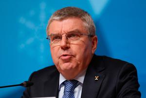 International Olympic Committee president Thomas Bach hopes shifting the Tokyo Games to next summer can see it become a triumphant celebration of humanity after the coronavirus pandemic has passed. Mike Egerton/PA Wire.