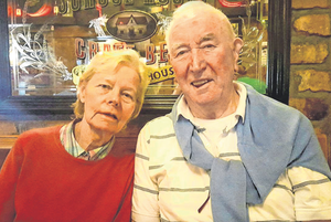 John and Nell McGroddy both contracted the coronavirus in the nursing home where they lived