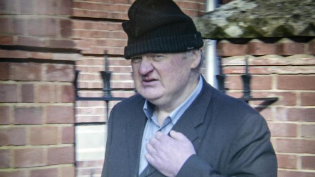Guilty: Andrew O'Donovan had 'schizophrenic tendencies'. Picture: Michael MacSweeney
