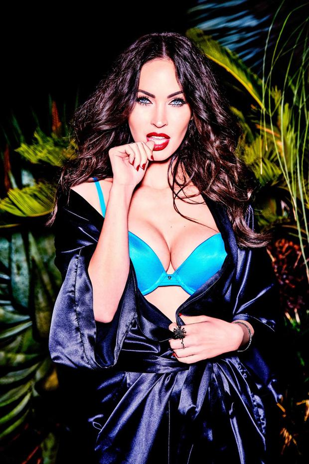 Megan Fox for Frederick's of Hollywood