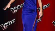 """Rita Ora attends the launch of """"The Voice UK"""" Series 4 at The Mondrian Hotel on January 5, 2015 in London, England."""