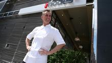 Rhodes D7 restaurant Dublin, pictured was Gary Rhodes. Picture Jason Clarke