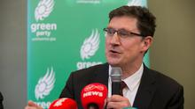 Party leader Mr Ryan has signalled that his TDs will vote in favour of that law due to concerns over the Drogheda gangland feud. Photo: Gareth Chaney, Collins