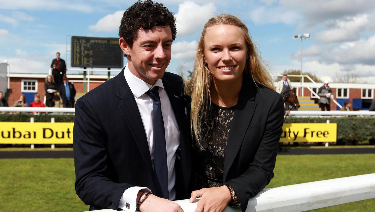 Caroline Wozniacki Is Thankful Ex Rory Mcilroy Called Off Their Wedding Independent Ie
