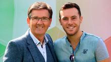 Daniel O'Donnell and Nathan Carter will perform in Letterkenny on Sunday to raise funds for victims of the floods. Photo: Colin Keegan