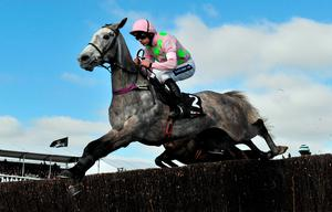 Ruby Walsh will be hoping to partner Champagne Fever to another success at Thurles this afternoon