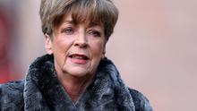 Coronation Street actress Anne Kirkbride, who played Deirdre Barlow, has died after a short illness, her husband David Beckett said. Photo credit: Peter Byrne/PA Wire