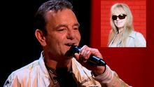 Paul Taylor and Rebecca Kelly on The Voice