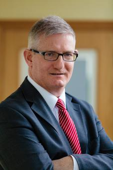 Donal Tierney has been promoted to chief executive of Aurivo