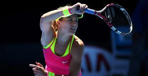 Bouchard: 'I didn't feel like I was playing great tennis the whole time, but that's what it's about – trying to win and trying to always play better, get through it, even if you're not playing your best'