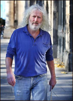 Ireland South MEP Mick Wallace. Photo: Steve Humphreys
