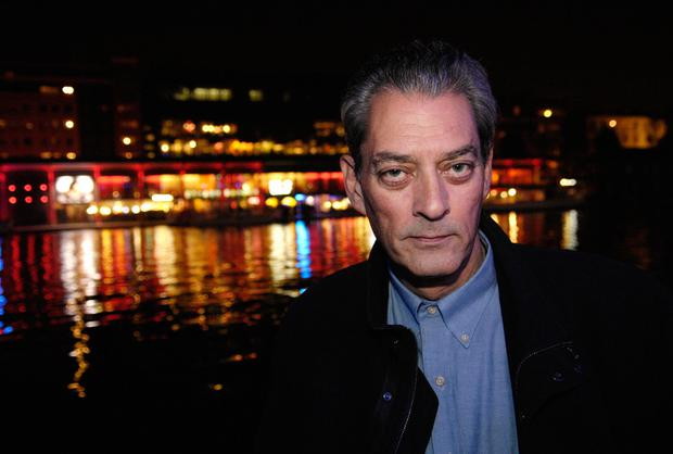 Iconic New York-based author Paul Auster can't resist hinting at too much in this cleverly conceived novel about four versions of a character