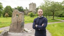 Taking it one phase at a time: Paul O'Sullivan, marketing manager of Blarney Castle, Co Cork. PHOTO: MICHAEL MAC SWEENEY/PROVISION