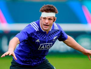 Richie McCaw always leads by example for New Zealand