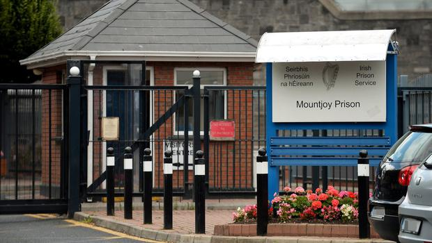 Prisoners in Mountjoy Prison were paid almost €500,000. Photo: Caroline Quinn