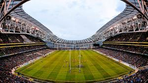 Munster are due to take on Leinster at the Aviva Stadium tomorrow week, but it now remains to be seen if that game will go ahead after a further six of the province's players were also forced to self-isolate (stock photo)