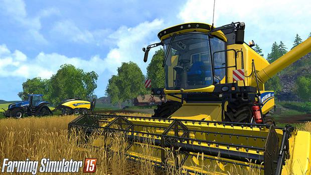 Drive a combine harvester if you like