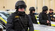 Armed officers may be seen less at our airports