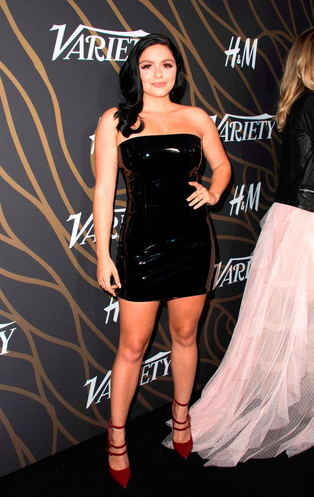 Actress Ariel Winter attends Variety's Power of Young Hollywood Event on August 8, 2017, in Hollywood, California. / AFP PHOTO / VALERIE MACONVALERIE MACON/AFP/Getty Images