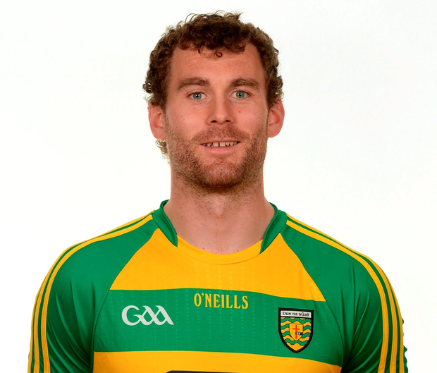 Donegal's Eamonn McGee. Photo: Oliver McVeigh/Sportsfile