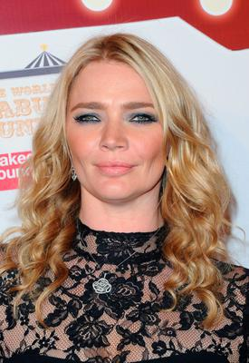 Jodie Kidd attends The World's First Fabulous Fund Fair in aid of The Naked Heart Foundation at The Roundhouse on February 24, 2015 in London, England.  (Photo by Stuart C. Wilson/Getty Images)