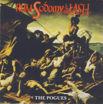 <b>9. Rum Sodomy And The Lash - The Pogues (1985)</b><br/> Listen to A Pair of Brown Eyes and The Old Main Drag, Shane MacGowan doubters, and bow to his songwriting smarts. His brilliance was laid bare here. Originals, reworked trad standards, Elvis Costello's production. High art, really, from The Pogues.