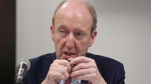 Minister for Transport Shane Ross. Photo: Damien Eagers/INM