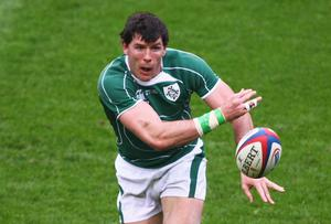 Former Ireland legend Shane Horgan