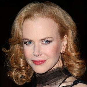 REDHEAD BOMBSHELL: Nicole Kidman's ginger locks can more than likely be traced back to Ireland, Scotland or northern England where cloud cover keeps sun at bay for longer each year