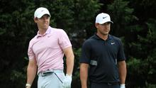 Rory McIlroy opens up to Paul Kimmage on his rivalry with Brooks Koepka. (Photo by Streeter Lecka/Getty Images)