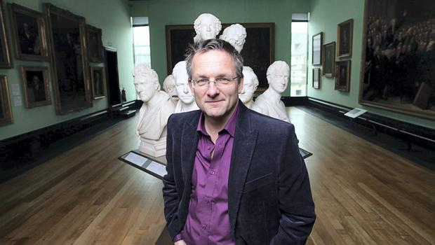 It's a fit hit: Dr Michael Mosley has been following the HIT programme for a couple of years now