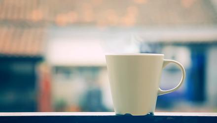 Drink up: Tea is believed to fuel friendly bacteria in our bodies. Stock Image